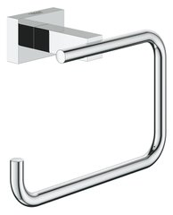 Тримач паперу Grohe Essentials Cube без кришки 40507001