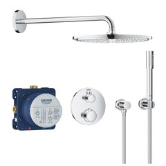 Набор для комплектации душа Grohe Grohtherm Cosmopolitan с Rainshower Cosmopolitan 310 34731000